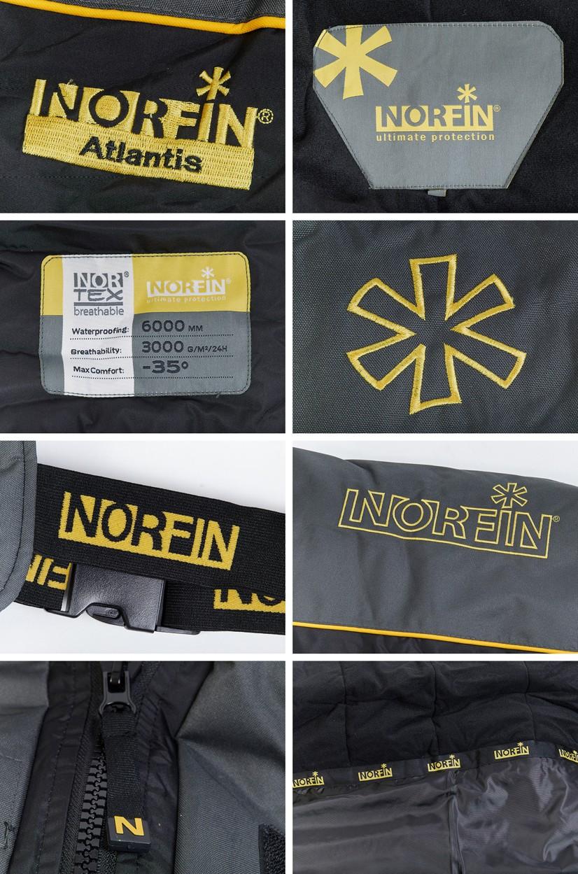 Обзор костюма Norfin Atlantis